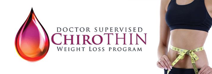 ChiroThin Weight Loss Program
